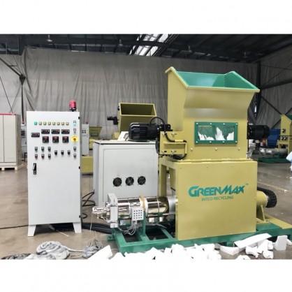 英科环保GM冷压机  泡沫冷压