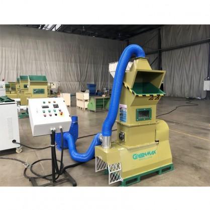 英科环保GM泡沫热熔机   化坨机