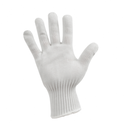 包钢丝防切割手套  钢丝手套劳保防刀