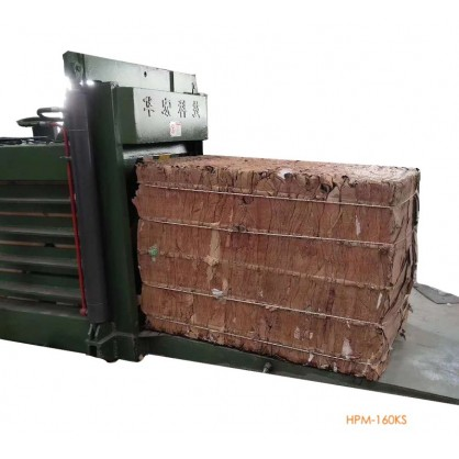 华宏HPM系列半自动卧式非金属打包机