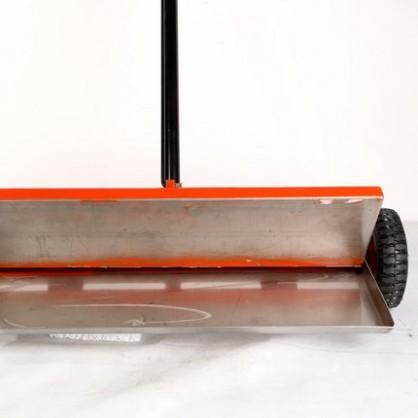 磁力清扫车 磁力拖把 吸附废铁  铁屑工具车