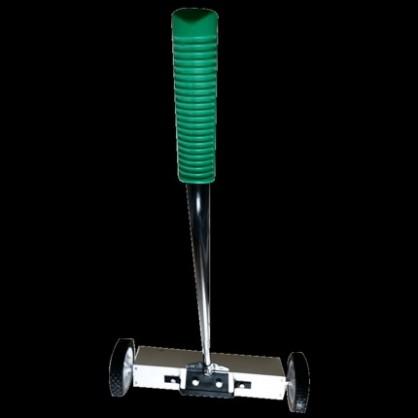磁力清道夫 铁屑捡拾器 手推除铁车清扫车 地面磁性清道夫