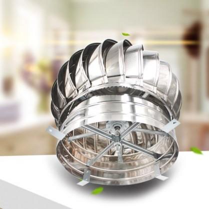 不锈钢风帽 风球 屋顶排气风帽 无动力排风 自动楼顶通风器 工厂散热器