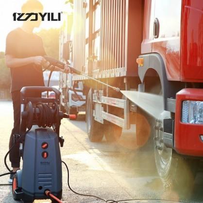 清洗机3000W大功率高压清洗机  全铜电机工厂专用220v洗车泵  商用洗车机180B